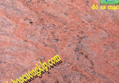 DESERT RED GRANITE